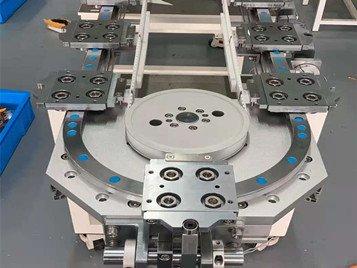 机械式驱动环形导轨环型导轨输送线轨道输送线